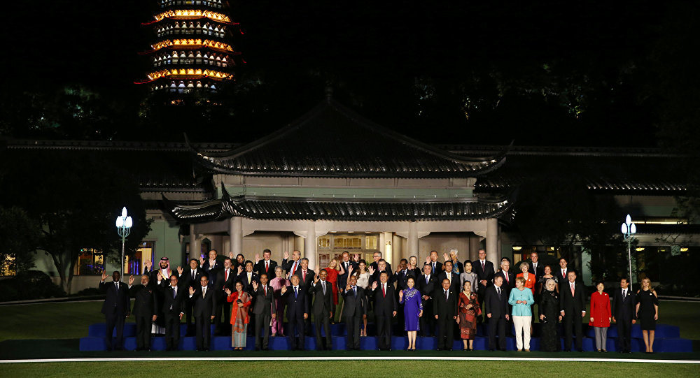 G20: Três temas principais na declaração de Hangzhou