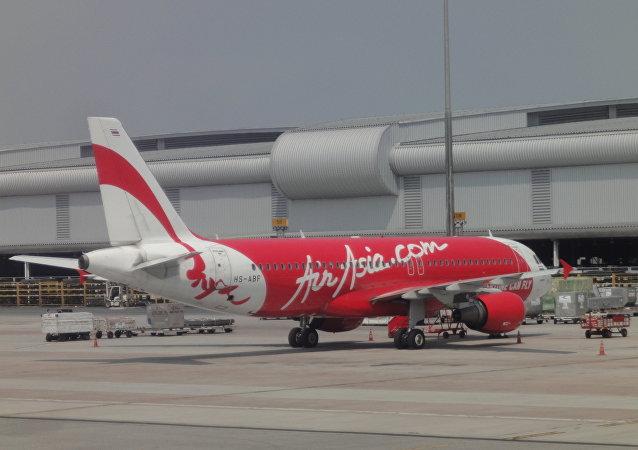 Avião da AirAsia (arquivo)