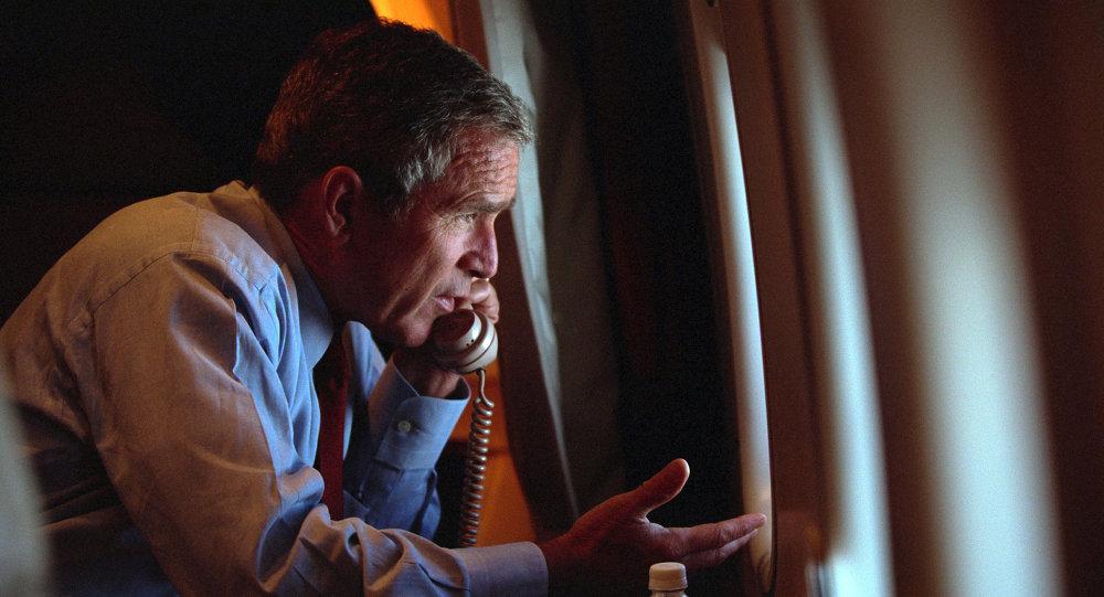 Ex-presidente norte-americano George W. Bush (foto de arquivo)