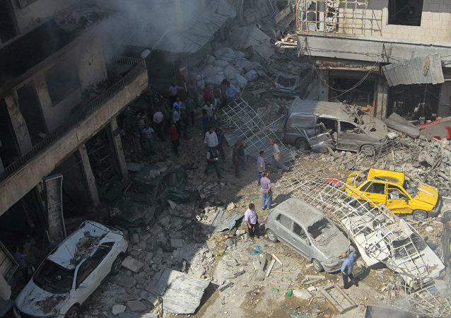Ataque aéreo de Idlib,10 de setembro de 2016