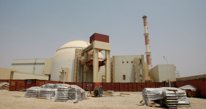 A usina nuclear Bushehr no Irã (imagem referencial)