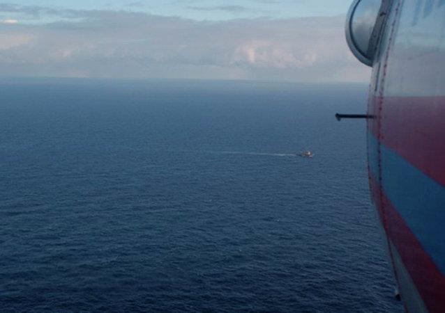 Mar de Okhotsk