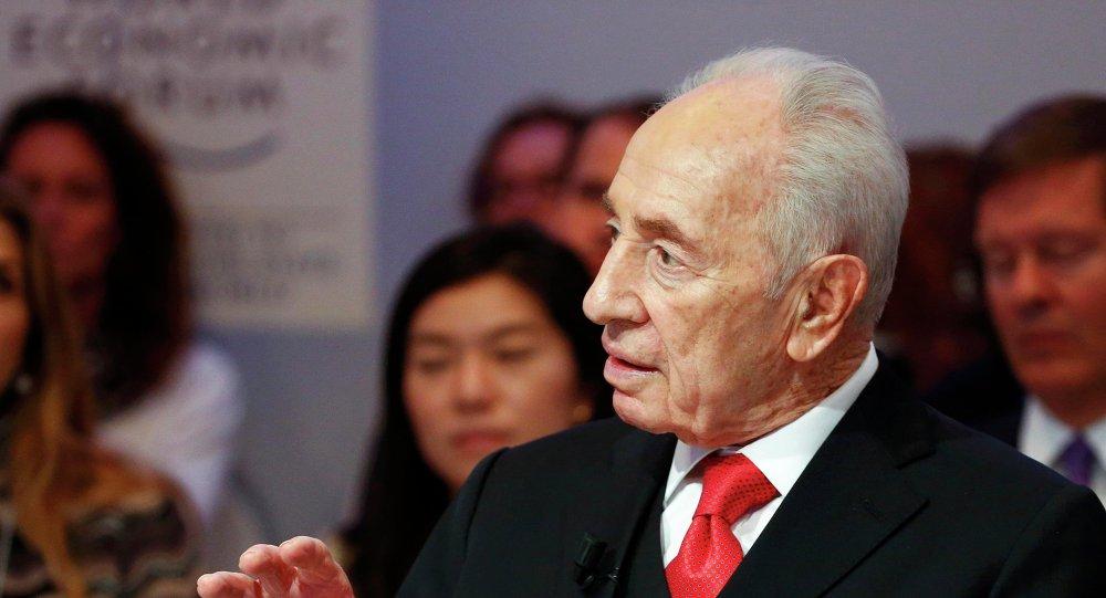 Ex-presidente de Israel Shimon Peres é internado após AVC