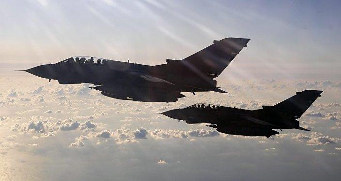 Força Aérea britânica na Líbia em 2011