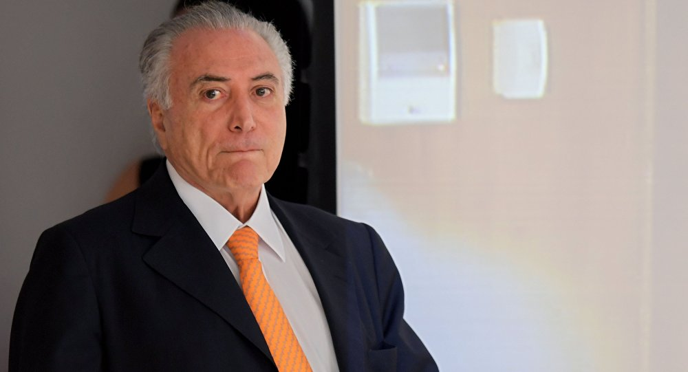 Temer negociou propina de US$ 40 milhões para PMDB, diz delator