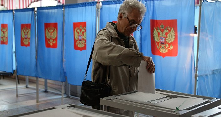 As eleições parlamentares em Moscou