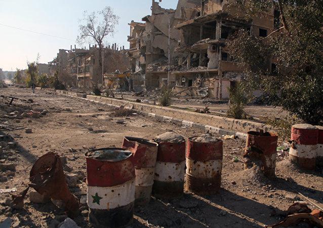 Deir ez-Zor, Síria (arquivo)