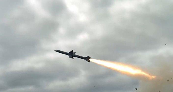Lançamento do míssil hipersônico indiano