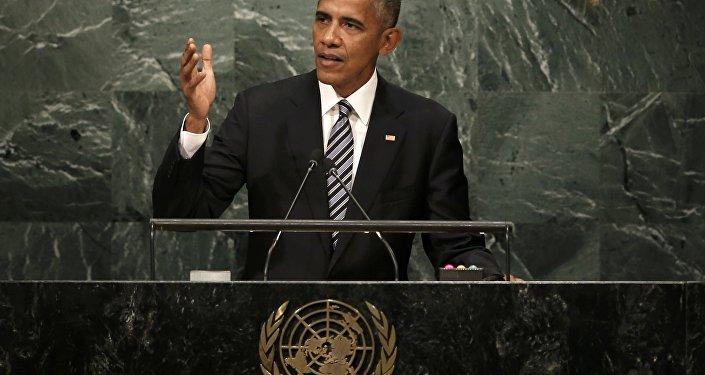 Obama discursa na Assembleia Geral da ONU