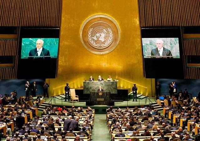 Michel Temer na ONU