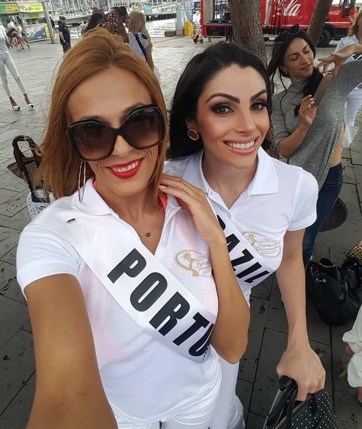 Sarah Ines e Rafaela Manfrini