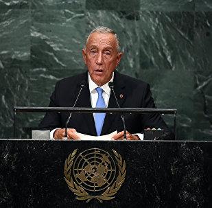 Marcelo Rebelo de Souza, presidente de Portugal