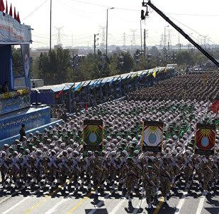 Desfile militar do Irã