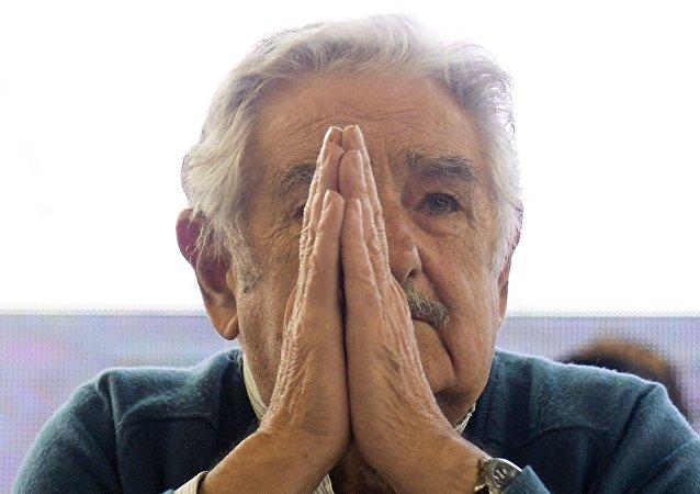 José Mujica, ex-presidente do Uruguai, 16 de setembro de 2016