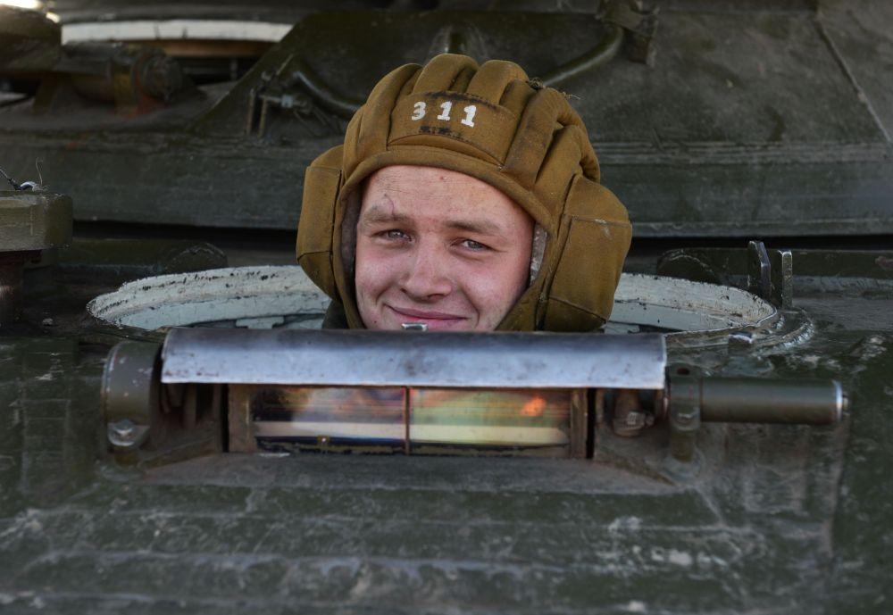 Ekaterinburgo se prepara para a Parada da Vitória