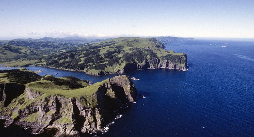Ilha de Shikotan