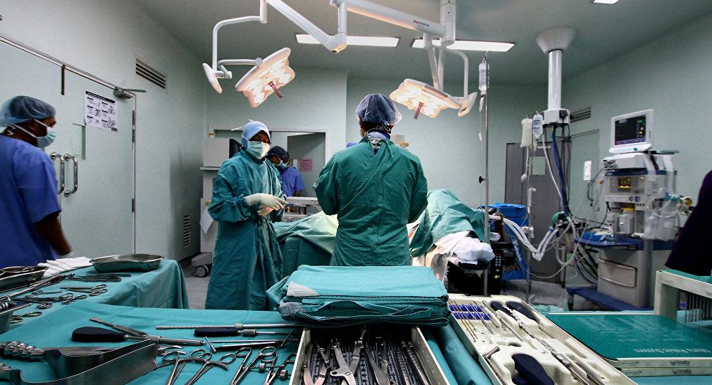 Operação cirúrgica (foto de arquivo)