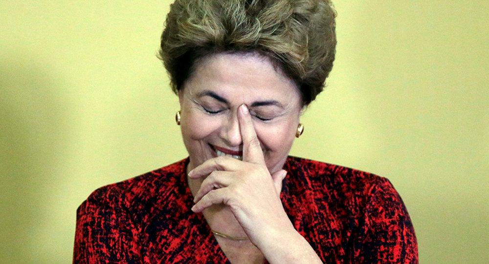 Ex-presidente do Brasil, Dilma Rousseff
