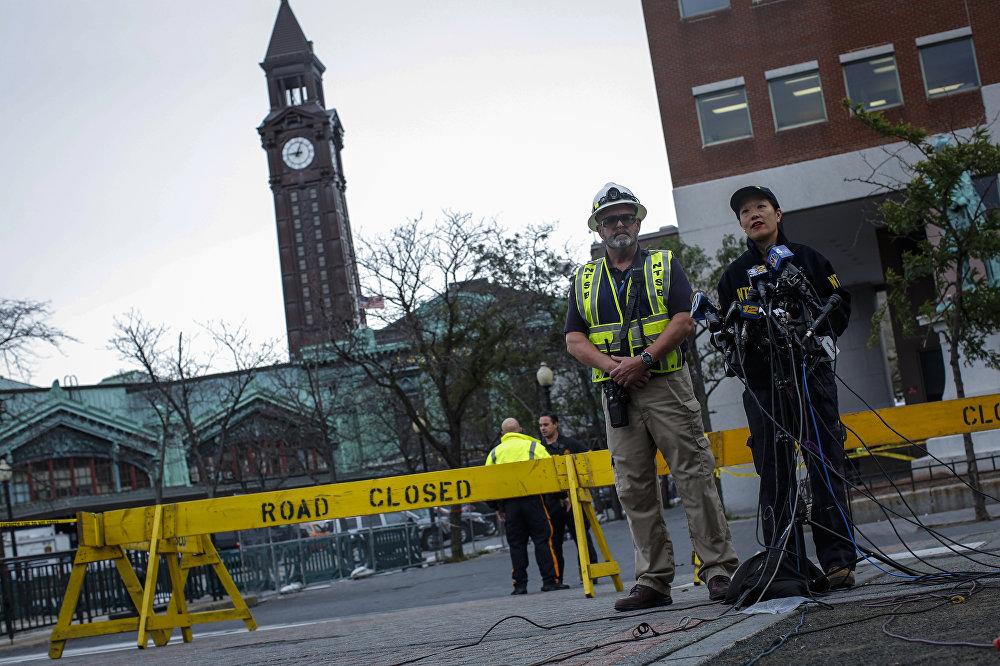 As autoridades ainda não sabem o que pode ter provocado o acidente