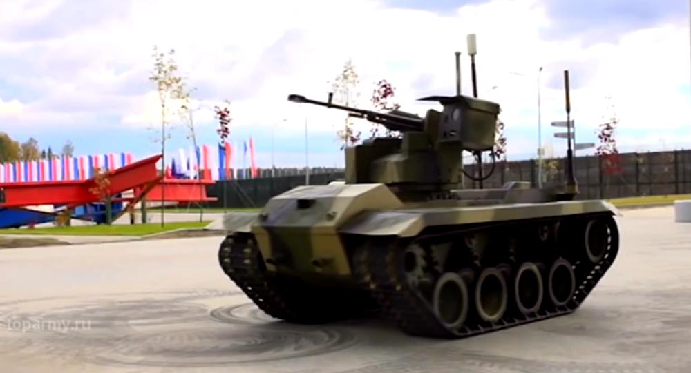 Tanque-bomba russo Nerekhta