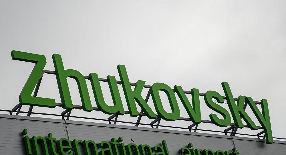 Aerpoporto internacional Zhukovsky em 12 de setembro recebeu o seu primeiro voo