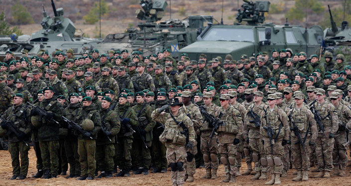 Exercícios da OTAN na Lituânia