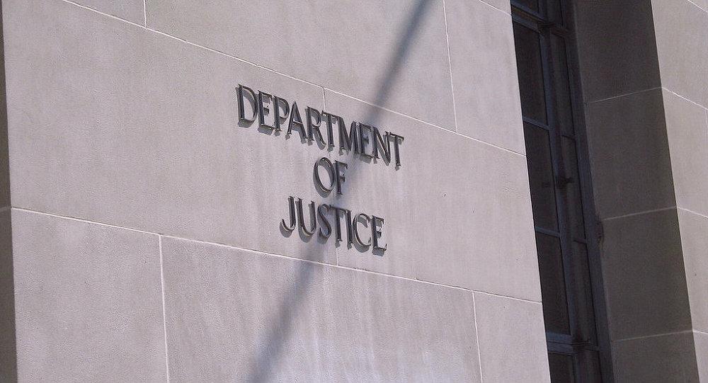 Sede do Departamento de Justiça dos Estados Unidos, em Washington, D.C.