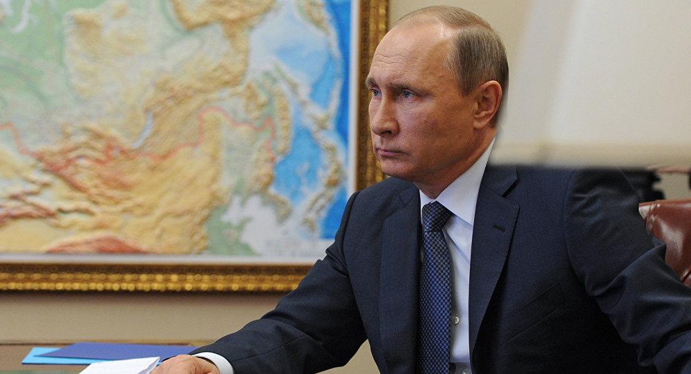 Síria não vai se tornar um Iraque ou uma Líbia – Vladimir Putin