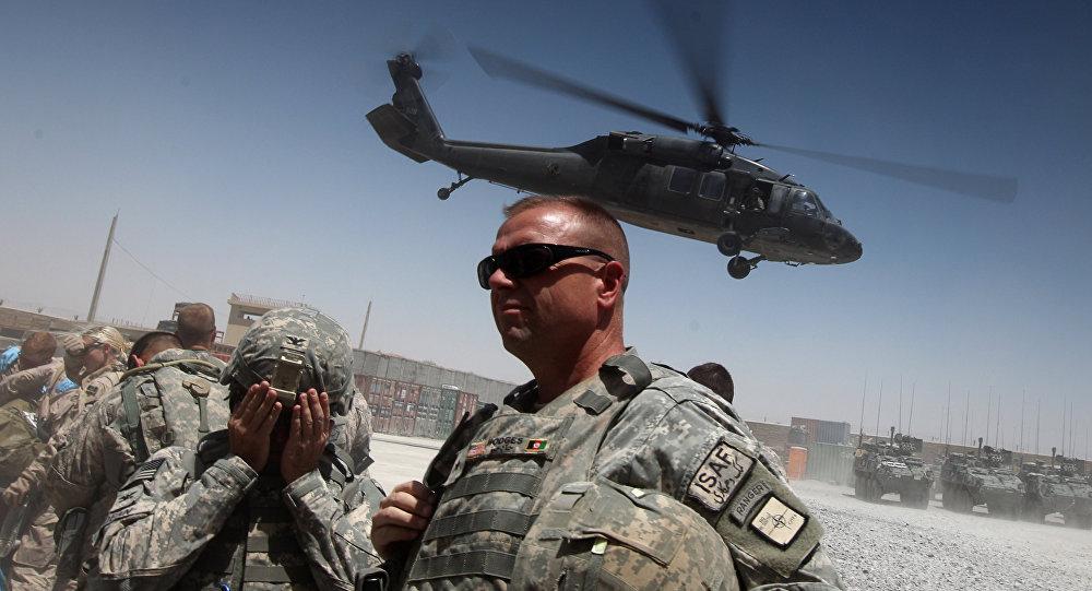 Comandante do Exército dos EUA na Europa general Ben Hodges (arquivo)