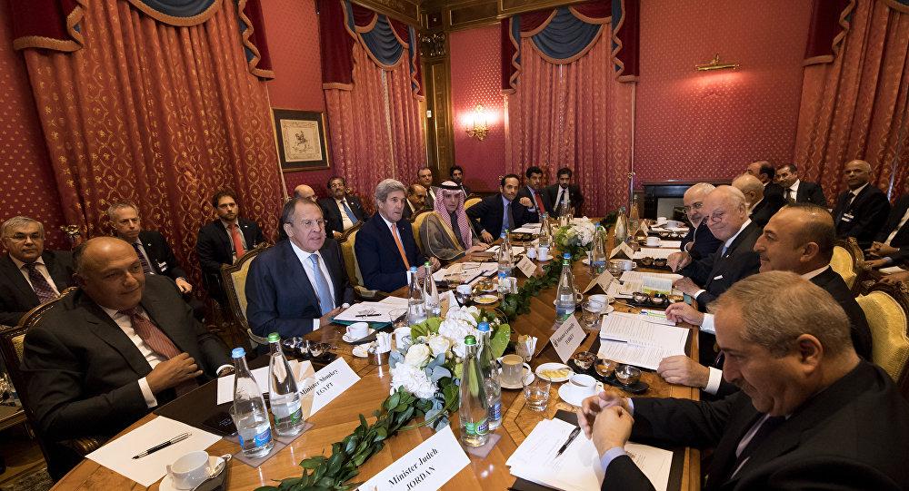 Kerry mantém expectativa de cessar-fogo na Síria