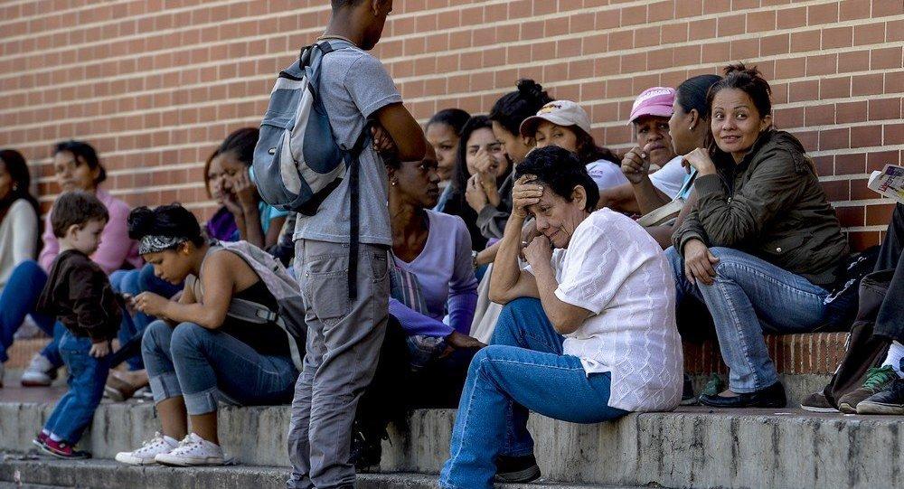 Resultado de imagem para venezuelanos em munic�pio de Roraima