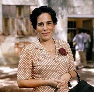 A atriz Glória Pires interpretou a médica Nise da Silveira no filme