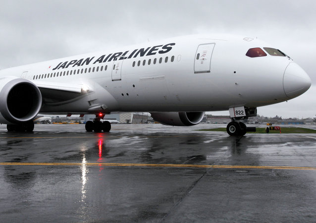 Boeing 787 da Japan Airlines