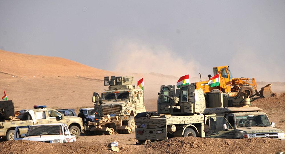 Coalizão dos EUA pretende empurrar Daesh de Mossul no Iraque para a Síria