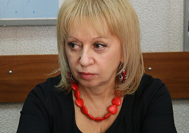 Ella Taranova (foto de arquivo)