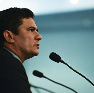 Juiz Sérgio Moro (foto de arquivo)