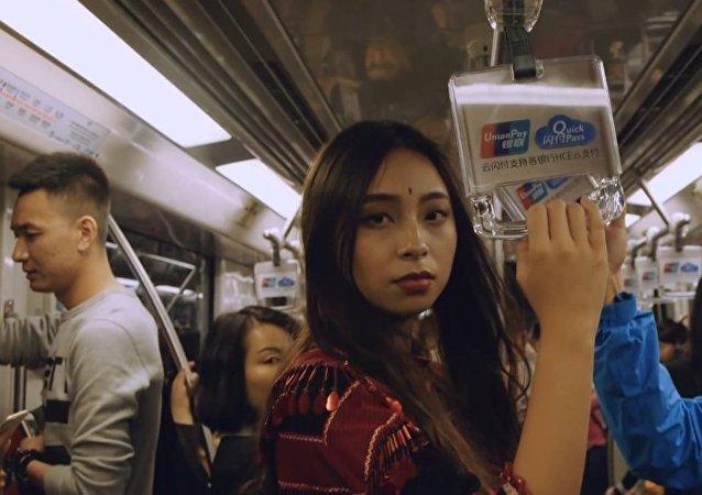 Breve excursão pela vida cotidiana de Xangai