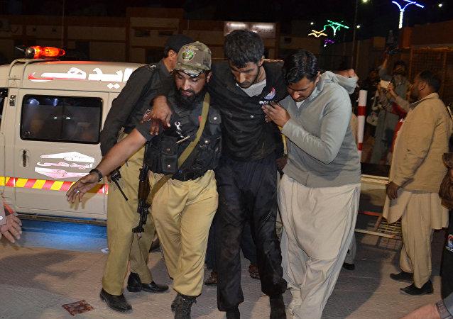 Daesh assume responsabilidade por ataque a academia de polícia em Quetta, Paquistão