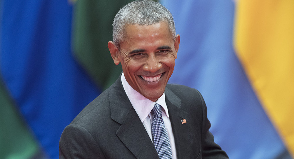 Presidente norte-americano Barack Obama durante a reunião do G-20 na China, em setembro de 2016