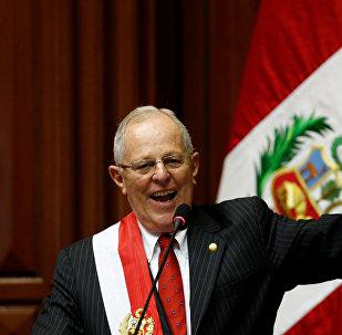 Pedro Pablo Kuczynski, ex-presidente de Peru