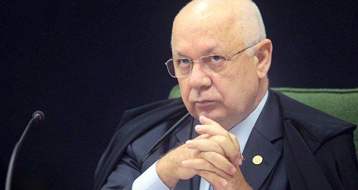 Ministro STF, Teori Zavascki