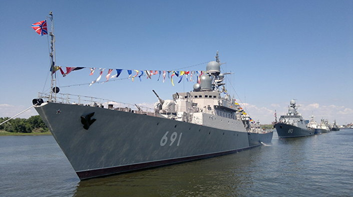 Navio costeiro Tatarstan