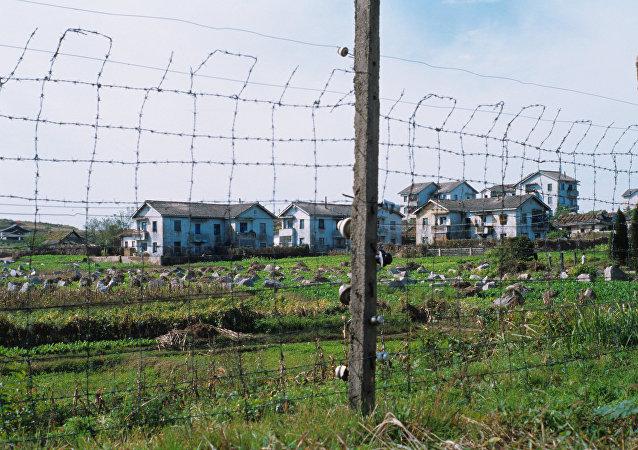 Zona desmilitarizada da Coreia