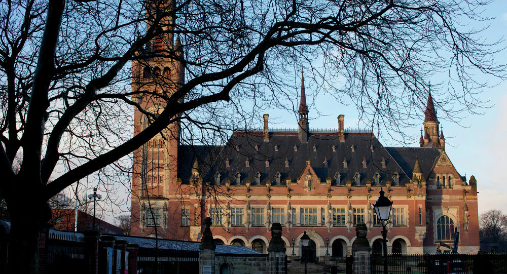 Tribunal Internacional de Justiça em Haia