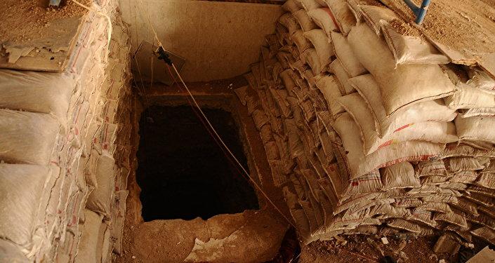 Daesh escava túneis para fugir de Mossul