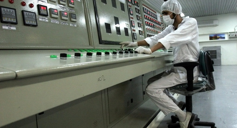 Técnico iraniano em instalação de enriquecimento de urânio