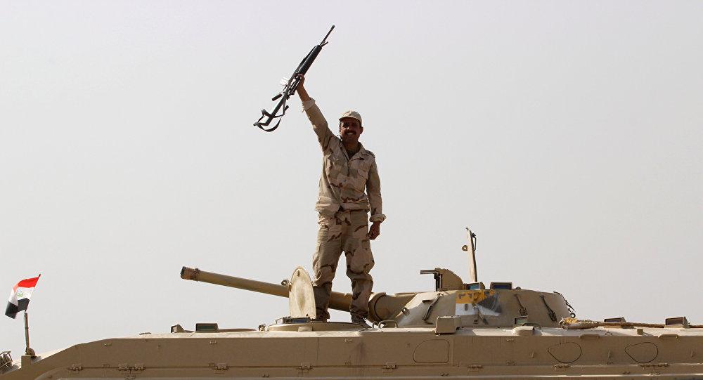 Militar iraquiano