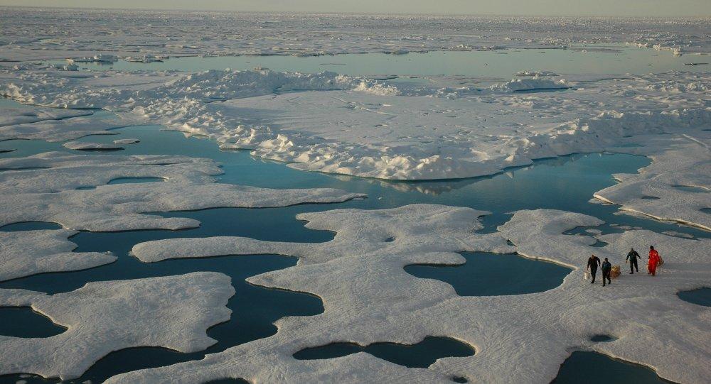 Região Ártica do Canadá