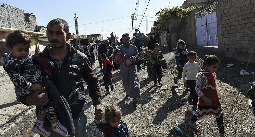 Exército iraquiano reprime ataque do Daesh contra cidade de Al-Shirqat