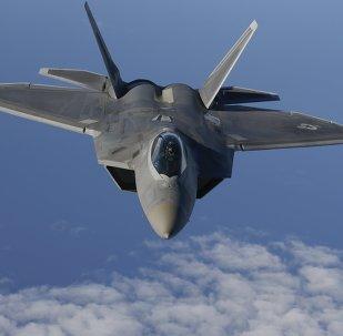 Avião da OTAN efetuando um voo (imagem referencial)